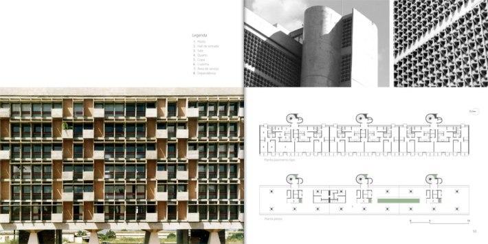 SQN 205 – Blocos I e J - futura publicação sobre a obra do arquiteto da ed. UnB - fonte: http://coda.arq.br/